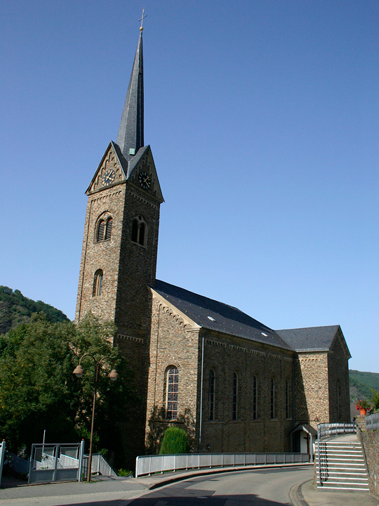Pfarrkirche St. Johannes Apostel