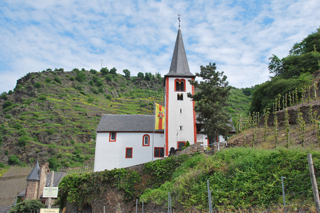 Alte St. Michaelskirche Alken