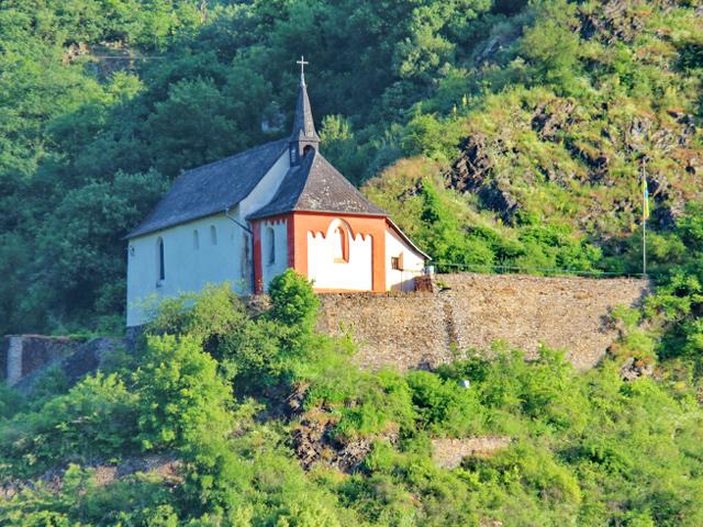 Kapelle Unterbischofstein Burgen