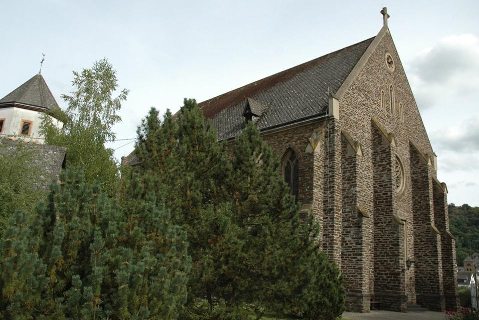 Pfarrkirche St. Johannes Gondorf