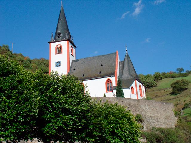 St. Johanneskirche Hatzenport