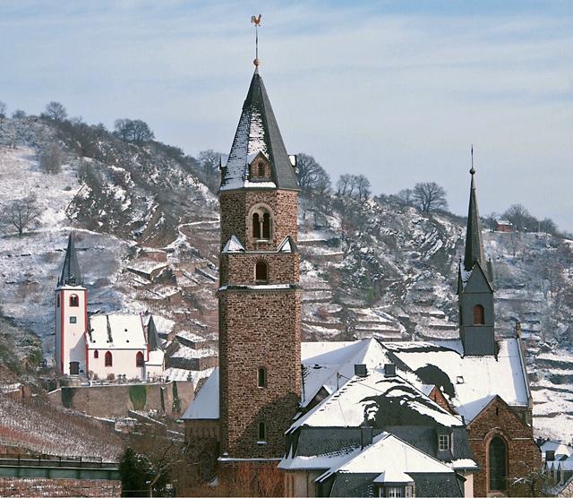 St. Rochus-Kirche Hatzenport