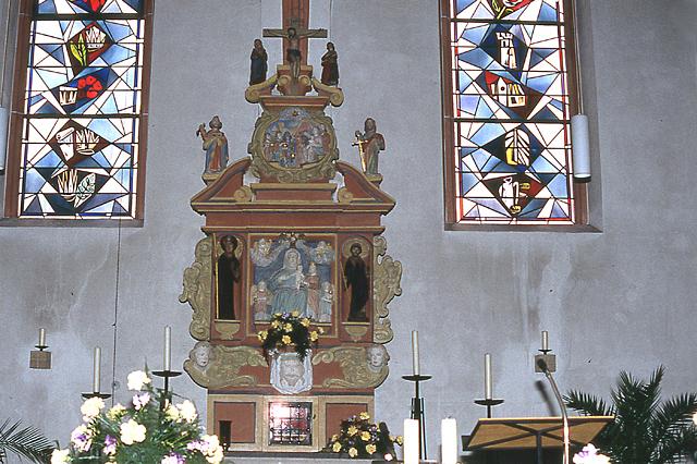 St. Anna-Altar Kattenes