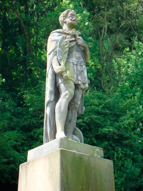 Denkmal der 3 Deutschen Einigungskriege Kobern