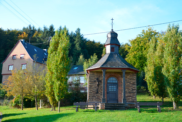 Brigitta-Kapelle Macken