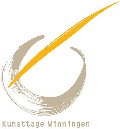 Logo Kunsttage Winningen